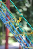 Multicolored rope Royalty Free Stock Photo