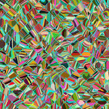 Multicolored small squares background. EPS 8 Royalty Free Stock Photo