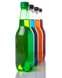 Multicolored Soda Drinks IV Stock Photography
