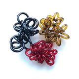 Springs. Multicolored springs red black brown Royalty Free Stock Photography