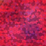 Multicolored square Royalty Free Stock Photos
