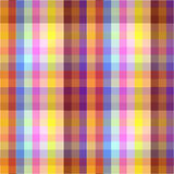 Multicolored squares. Set of squares of bright colors Vector Illustration