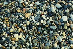 Multicolored stones Royalty Free Stock Photos