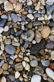 Multicolored stones Stock Photography