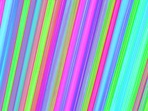 Multicolored striped abstract background. Royalty Free Stock Photos