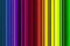 Multicolored striped background. Multicolored striped, abstract, original background. Vector illustration for Your design Stock Photo