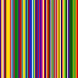 Multicolored stripes. Vivid multicolored fine stripes background Royalty Free Stock Images
