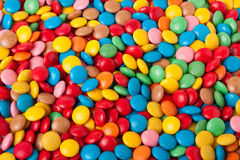 Multicolored sweets for background. Multicolored sweets for site background Royalty Free Stock Photography