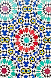 Multicolored tegels royalty-vrije stock fotografie