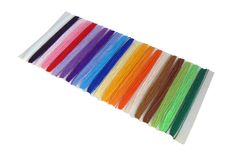 Multicolored threads Royalty Free Stock Photos