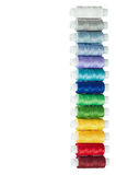 Multicolored threads Royalty Free Stock Images