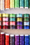 Multicolored threads Royalty Free Stock Photography