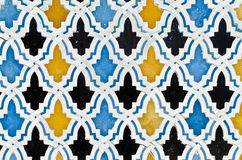 Multicolored tiles Stock Images
