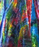 multicolored velvet Stock Photography