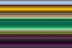 Multicolored green purple gold lines, shapes, geometries, abstract creative background. Multicolored vivid green purple gold lines, blurred geometries on Royalty Free Stock Photography