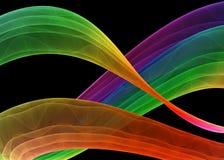 Multicolored vorming Stock Afbeeldingen