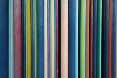 Multicolored wires Stock Photo