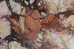 Multicolornatural marble stone texture Stock Photography