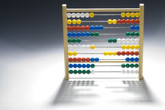 Multicolour Abacus Royalty Free Stock Images