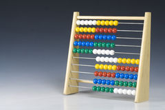 Multicolour Abacus Royalty Free Stock Photo