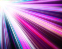 Multicolour bakgrund, likt solsken Royaltyfri Bild