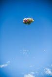Multicolour balloons Stock Photos