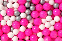 Multicolour balls background. Royalty Free Stock Photography