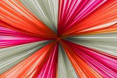Multicolour dekoracyjny namiot Zdjęcie Stock