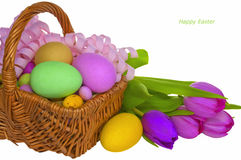 Easter eggs. Stock Photography