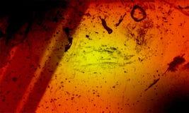 Multicolour ocieniony textured tło z oświetleniowymi skutkami wally Jaskrawy, skład ilustracja wektor