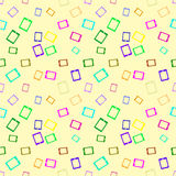 Multicolour tablet PC. Seamless pattern Stock Images