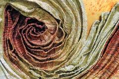 Multicoloured abstrakt w tkance Obraz Royalty Free