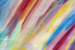 Multicoloured achtergrond Stock Fotografie
