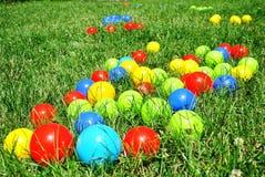 Multicoloured balls Royalty Free Stock Photo