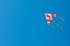 Multicoloured kite Stock Photo