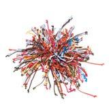 Multicoloured knopen Royalty-vrije Stock Fotografie