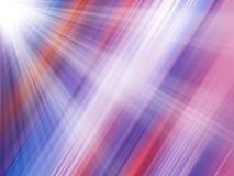 Multicoloured Light Rays Royalty Free Stock Photo
