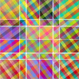 Multicoloured patterned texture Stock Photo