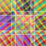 Multicoloured patterned texture Royalty Free Stock Image