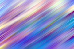 Multicoloured strepen vage abstracte achtergrond royalty-vrije illustratie
