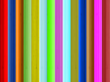 Multicoloured stripes Royalty Free Stock Photography