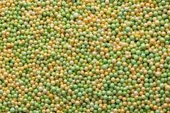 Multicoloured sweet sugar balls. Small ball pattern. Royalty Free Stock Photos