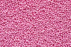 Multicoloured sweet sugar balls. Small ball pattern Royalty Free Stock Image