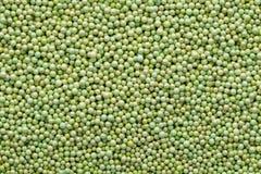 Multicoloured sweet sugar balls. Small ball pattern. Stock Photography