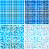 Multicoloured tiles. Mosaic. Eps 10. Stock Images