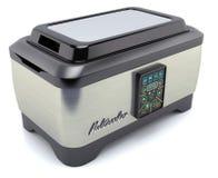 Multicooker für das Kochen Lizenzfreie Stockbilder