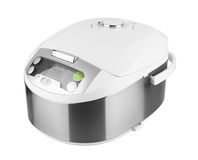 Multicooker & pressure cooker Royalty Free Stock Photography
