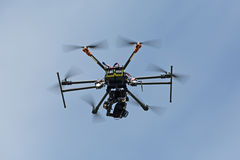 Multicopter Royalty Free Stock Photo
