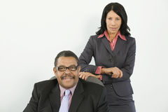 Multicultural business team Royalty Free Stock Photo