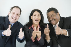 Multicultural business team Royalty Free Stock Photography